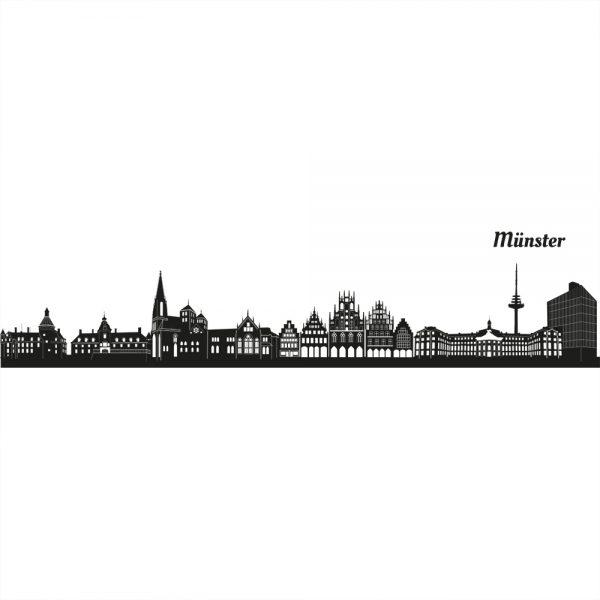 Skyline von Münster