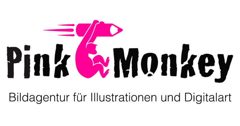 Pinkmonkey Logo