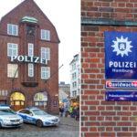 Hamburg Davidwache Polizeipräsidium